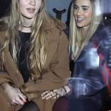 Suki und Imogen Waterhouse  Ihr Schwager ist Bradley Cooper, ihre Schwester eines der angesagtesten Models Großbritanniens: Imogen Waterhouse eifert ihrer erfolgreichen großen Schwester nach und startet gerade selbst eine Karriere im Modelbusiness.