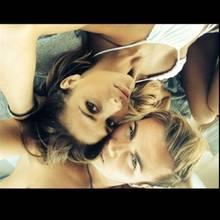 Mario Götze tankt mit seiner Freundin Ann-Kathrin Brömmel Sonne auf einer Yacht im Mittelmeer.