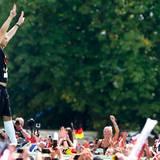 Bastian Schweinsteiger: Manuel Neuer