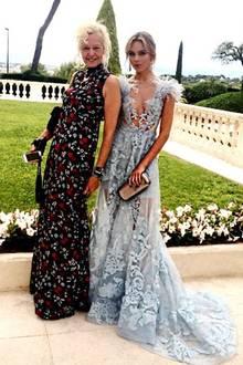Liliana mit Ellen von Unweth