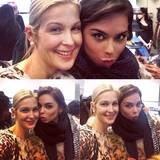 Liliana mit Kelly Rutherford