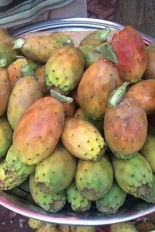 Diese exotischen Früchte postet Sila Sahin auf Instagram.