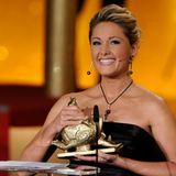 """18. September 2008: Bei der Verleihung von """"Die Goldene Henne""""."""