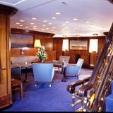 Das Schiff dient der dänischen Königsfamilie heute als schwimmendes Schloss.