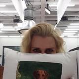 Alexandra Rietz vermisst ihren Hund.