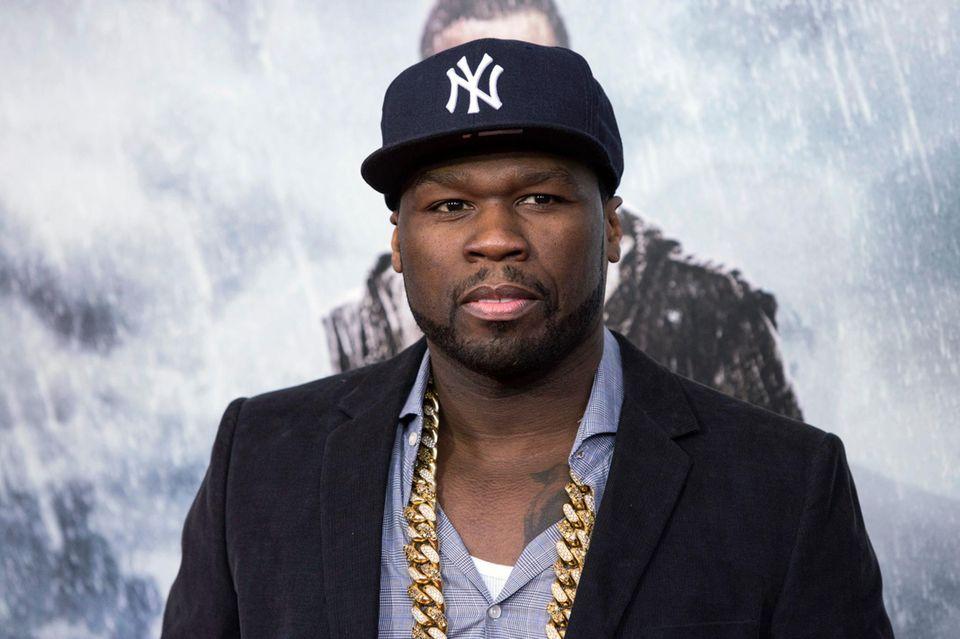 50 Cent = Curtis James Jackson