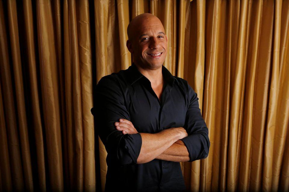 Vin Diesel = Mark Sinclair Vincent