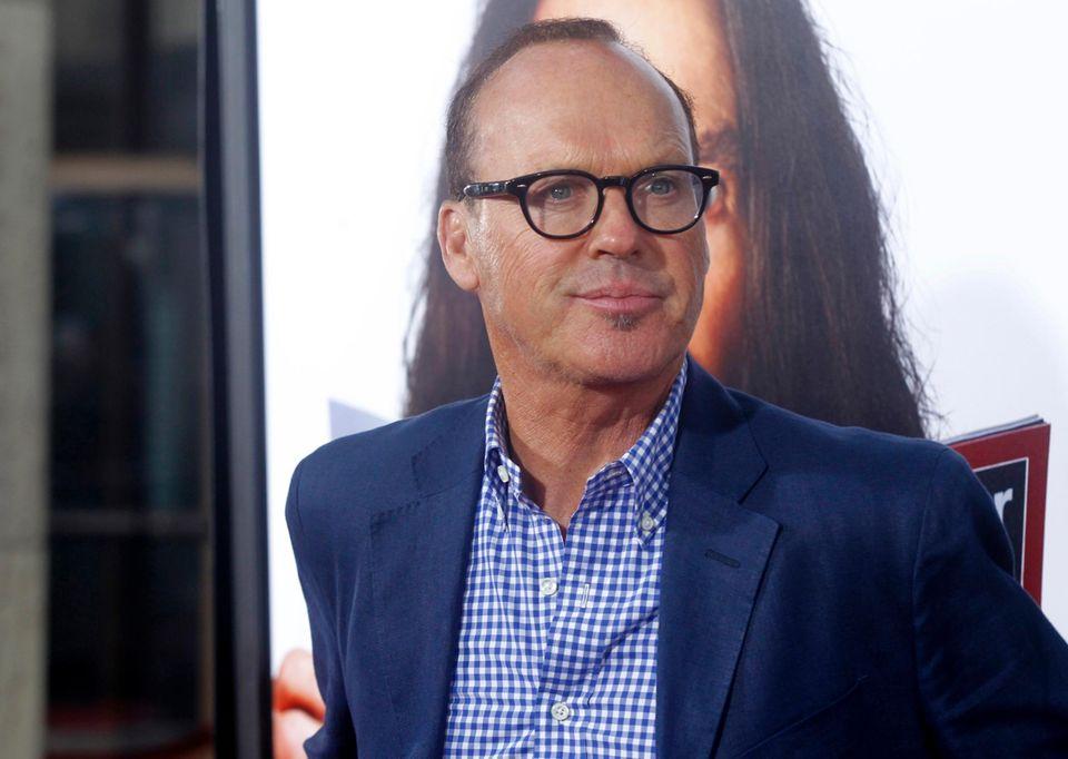 Michael Keaton = Michael John Douglas