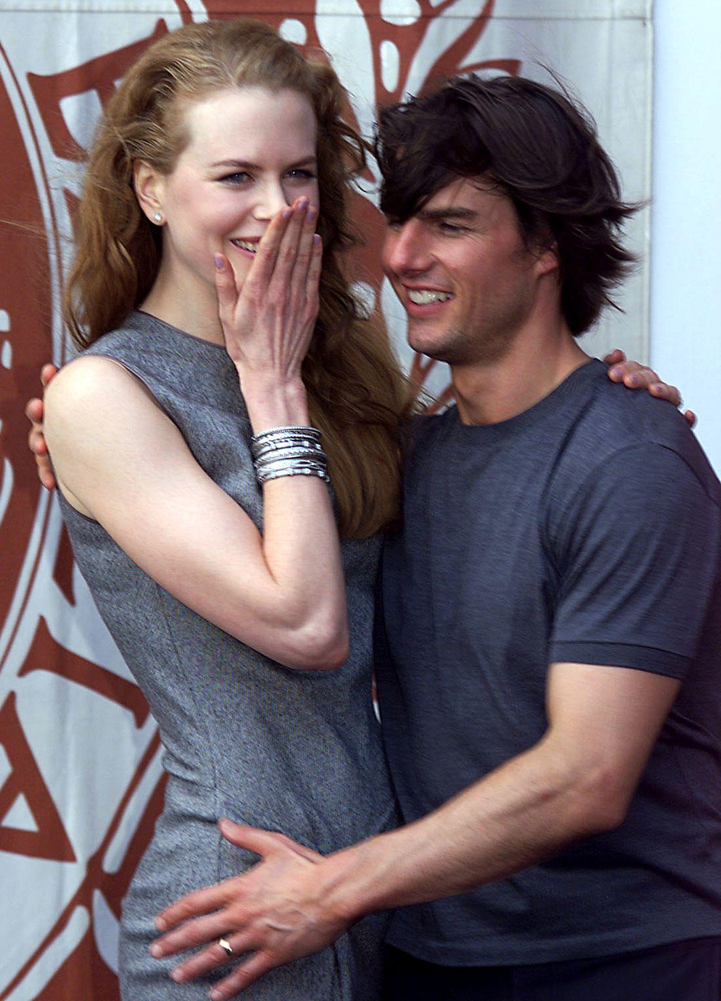 Tom Cruise Nicole Kidman Filme