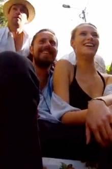 Tim und Anna während ihres Dreamdates.
