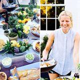 """Gwyneth Paltrow ist Detox-Expertin: Ob Artischocken, Zitronen oder viel Wasser, regelmäßig veröffentlicht sie Ernährungstipps auf ihrer Internetseite """"goop.com""""."""