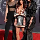 Kendall Jenner, Kim Kardashian und Kylie Jenner