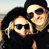 Marvin Albrecht und Anna Hofbauer verbringen ihren Tag zusammen an der Nordsee.