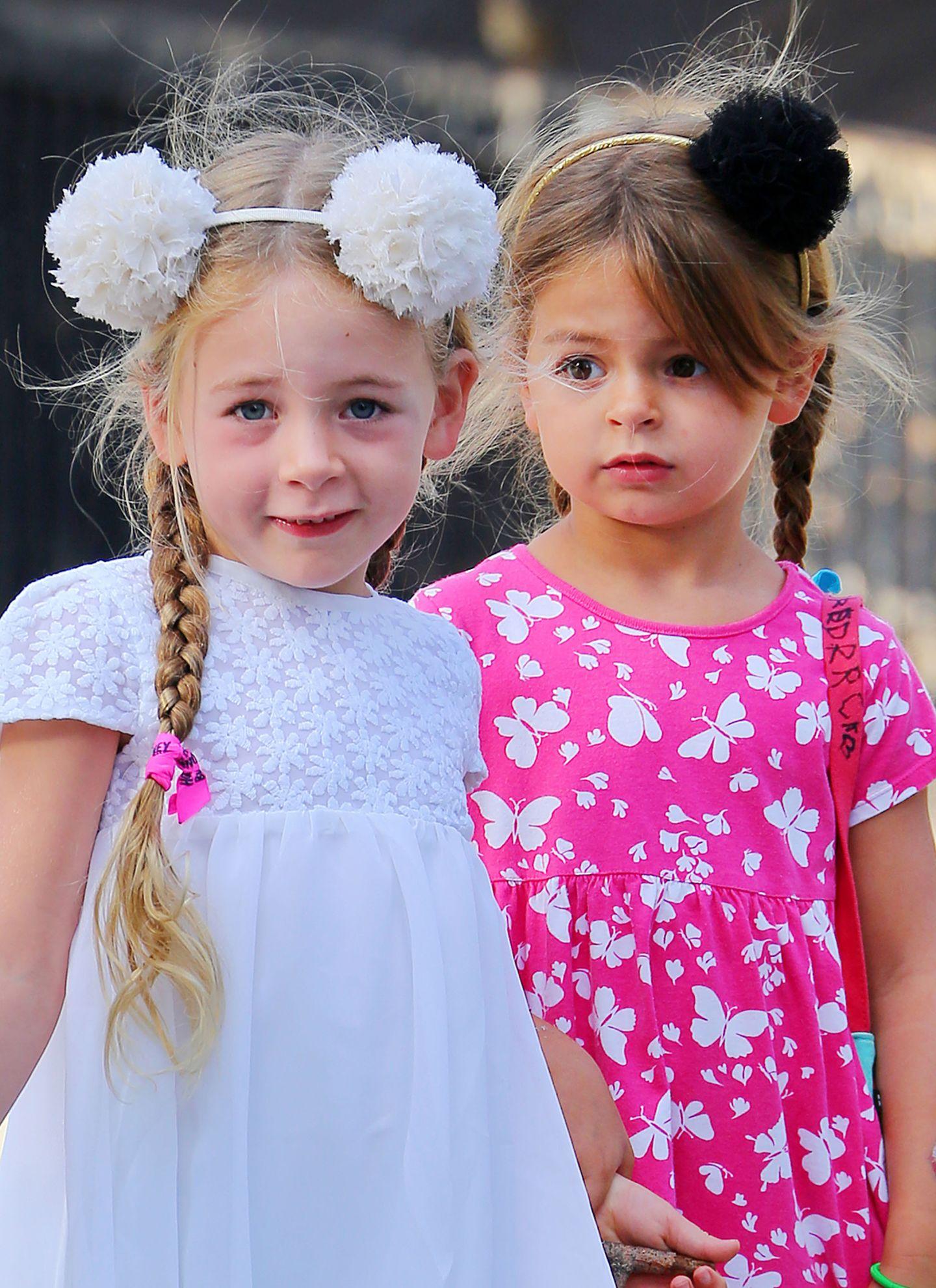 Mini-Stars: Süße Kinderfrisuren  GALA.de