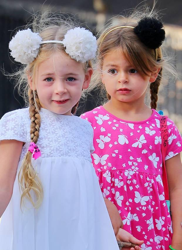 Mini Stars Süße Kinderfrisuren Gala De