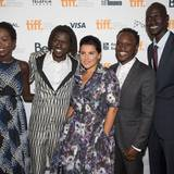 Kuoth Wiel, Emmanuel Jal, Nelly Furtado, Arnold Oceng und Ger Duany