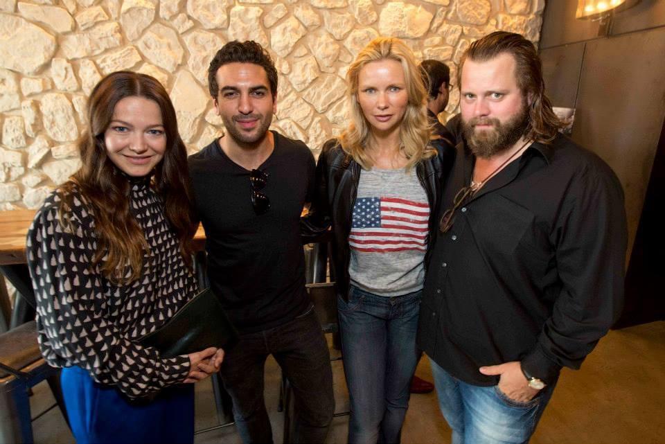 Hannah Herzsprung, Elyas M'Barek, Veronica Ferres und Antoine Monot Jr.