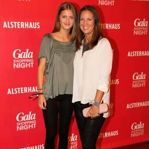 Lilli Schweiger und Dana Schweiger