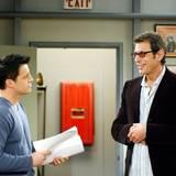 """Jeff Goldblum spielt in einer Folge von Staffel 9 einen aufgeblasenen Schauspielkollegen von """"Joey""""."""