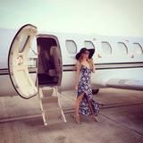 Auf ihrem Instagram-Profil beweist Paris Hilton, dass auch sie viele Selfie-Facetten parat hat.
