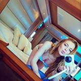 Statt ihre Zunge oder den Po zu zeigen, möchte Skandal-Nudel Lindsay Lohan mit ganz anderen Argumenten punkten.