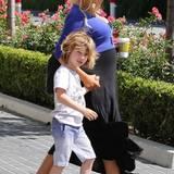 Wenn Max Liron Bratman nicht gerade mit seiner Mutter Christina Aguilera unterwegs ist, kann er sich in seinem Kinderzimmer austoben. Darin Pirat zu spielen sollte dem 6-Jährigen leicht fallen, schließlich wurde der Raum für etwa 23.500 Euro nach einem Schiffs-Thema eingerichtet.
