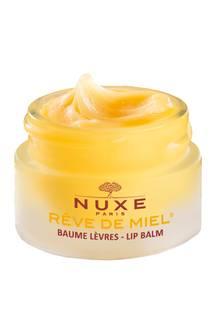 """Macht spröde Lippen wieder fit: """"Rêve de Miel""""-Lip-Balm in der limitierten Smart-Edition. Von Nuxe, 15 g, ca. 10 Euro, in Apotheken"""