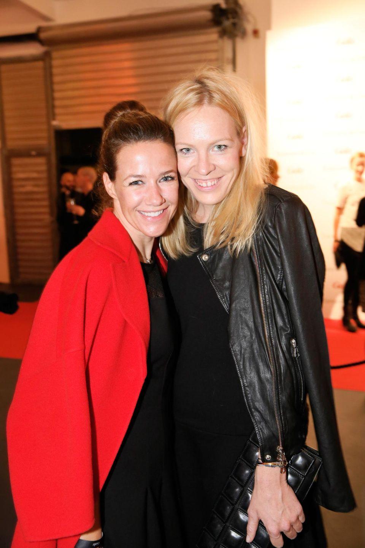 Alexandra Neldel und Vanessa Brüske (Oui)