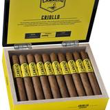 "Karibik-Feeling: 20 würzige, mittelstarke ""Criollo"" aus Kuba samt Box. Von Camacho, ca. 110 Euro"