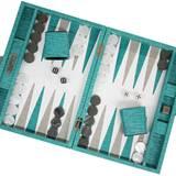 """Spieltrieb: handgearbeitetes Backgammon """"Braided"""", von Hector Saxe, ca. 680 Euro, über www.artedona.com"""