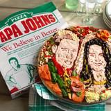 """Zur royalen Hochzeit gibt es von """"Papa John's"""" eine Pizza für Herzogin Catherine und Prinz William"""