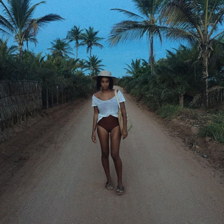 Solange Knowles und Alan Ferguson verbringen ihre Flitterwochen in Brasilien.