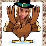 """Emma Roberts wünscht ihren Fans """"Happy Thanksgiving""""!"""