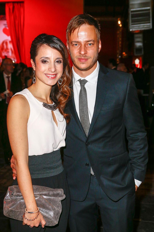 Stephanie Stumph und Max Riemelt