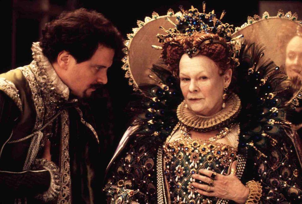 """1998 wirkt sie in """"Shakespeare in Love"""" mit und wird bei den Golden Globes als beste Nebendarstellerin nominiert."""