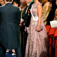 Prinzessin Madeleine fehlte 2013 bei der Preisverleihung, weil sie hochschwanger war.
