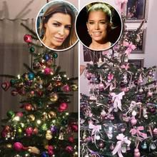 Sylvie Meis vs. Sabia Boulahrouz: Das Weihnachtsbaum-Duell