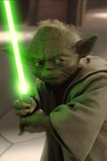 Star Wars, Jedi-Meister Yoda
