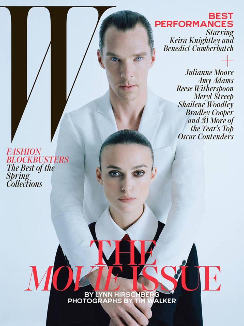 Benedict Cumberbatch und Keira Knightley