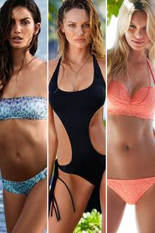 Victoria's Secret Swim 2015