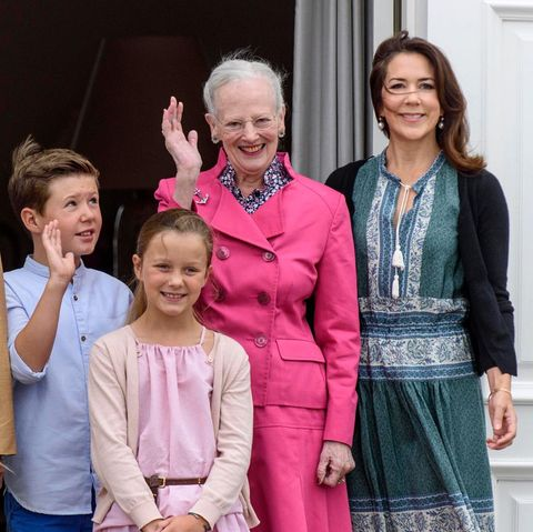 Dänemarks Königsfamilie