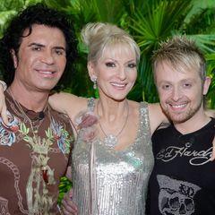 2. Staffel - 2004 - Désirée Nick  Plaudertasche Désirée Nick setzt sich im Finale der zweiten Staffel gegen Willi Herren und Isabell Varell durch.