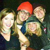 """August 2015  Alyssa Milano erinnert am """"Throwback Thursday"""" daran, dass Britney Spears und Justin Timberlake ja mal zusammen waren. Und die ehemalige """"Charmed""""-Darstellerin scheint eine gute Freundin der beiden gewesen zu sein. """"#TBT Justin, Britney, Alaa und ich!"""", schreibt sie zu dem Bild."""