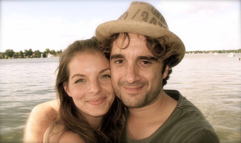 September 2015  Schöne Liebeserklärung: Dieses Foto postet Yvonne Catterfeld zum achten Jahrestag mit ihrem Liebsten Oliver Wnuk.