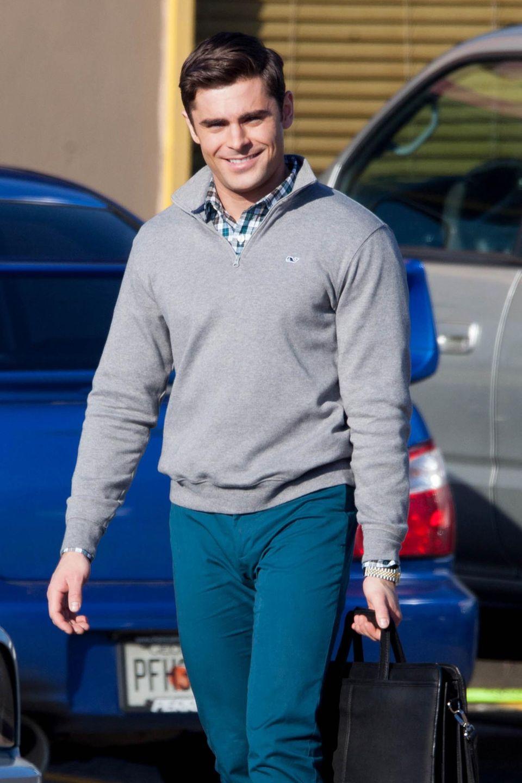 """16. Januar 2015: Für die neue Komödie """"Dirty Grandpa"""" spielt Zac Efron einen verklemmten jungen Mann. Neben Robert De Niro wird er einer der Hauptrollen des neuen Kinofilms übernehmen."""