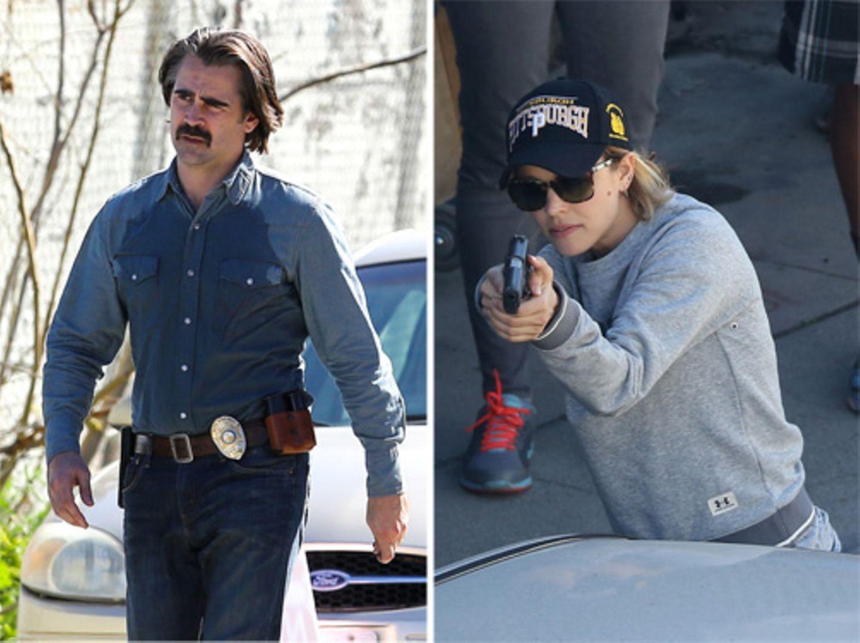 """10. Februar 2015: Für die Serie """"True Detective"""" ist neben Colin Farrell nun auch Rachel McAdams als Kriminalkommissarin zu sehen."""