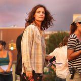 """11. August 2015: Katie Holmes steht für ihr Regiedebüt """"All We Had"""" selbst in New York vor der Kamera."""
