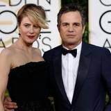 Mark Ruffalo und seine Ehefrau Sunrise Coigney