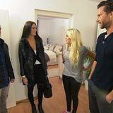 Oliver lernt Liz' Schwester Christin und ihren Schwager kennen.