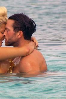 Das erste Dreamdate führt Sarah und Oliver in die Karibik.